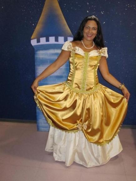 Princesse-dorée