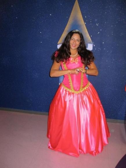 Princesse-rose